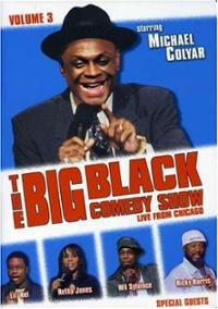 "Nothing racist here. ""Big Black"" comedy show is perfectly diverse."