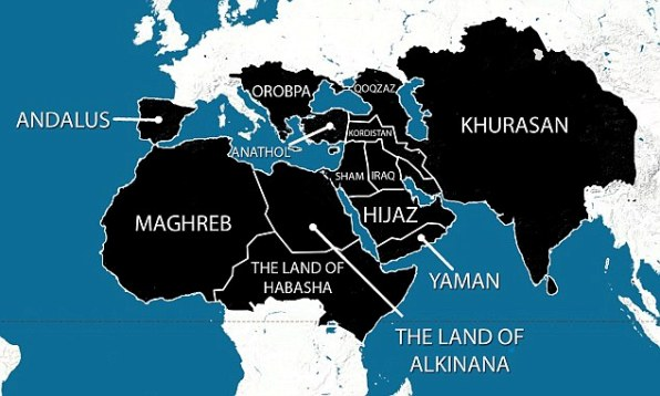 islamic-state-caliphate-map